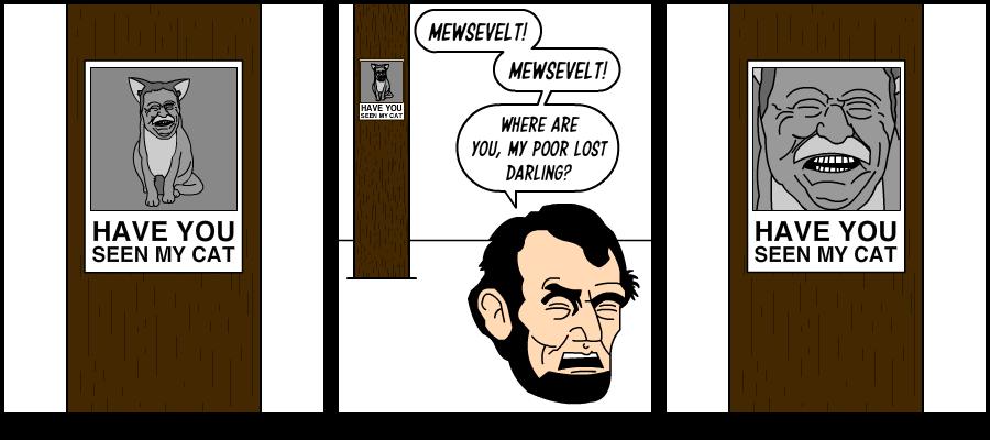 MEWSEVELT IS MISSING